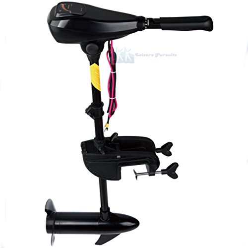 Leisure Pursuits 86lbs 'X'Sports Sea Trolling 24v Outboard Copper Coil Motor. 2 Year Warranty Test