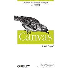 Canvas kurz & gut (O'Reillys Taschenbibliothek)