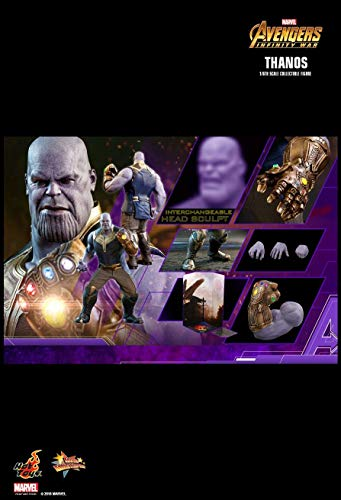 Hot Toys MMS479 - Marvel Comics - Avengers 3 : Infinity War - Thanos
