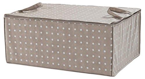 Compactor Rivoli Bettwäsche Tasche, braun Tasche für Bettdecke braun