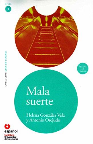 Leer en español nivel 1 mala suerte + cd Descarga gratuito EPUB