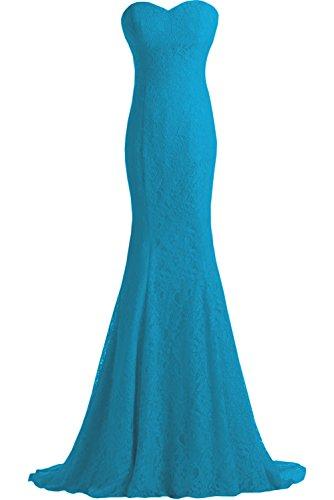 TOSKANA BRAUT - Robe - Crayon - Femme Bleu