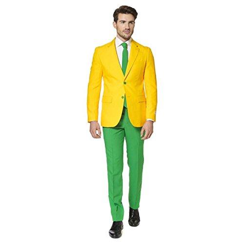 Generique - Opposuit Green and Gold für Herren