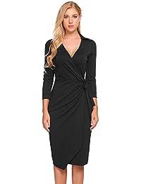 d3274e19dd5e Suchergebnis auf Amazon.de für: schwarzes kleid mit seitlicher ...