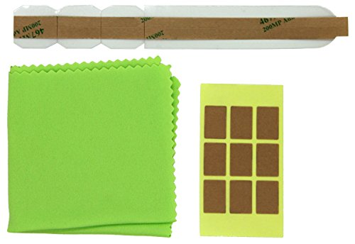 Thorani Fixing Kit / Replacement Tape and Tabs, for Secure Attachment of Privacy Filters to Monitors, Laptops and MacBooks