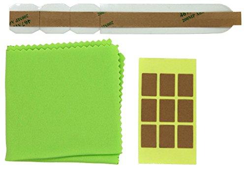 Thorani Ersatz Klebestreifen und Haltelaschen für Blickschutzfilter, zum sicheren Anbringen an Monitor, Laptop und MacBook