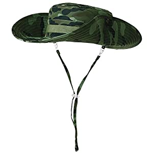 siggi upf50 walking hat -bush hat - fishing hat-wide brim hat -trekking hat - sun hat - boonie hat- outback hat - hiking hat