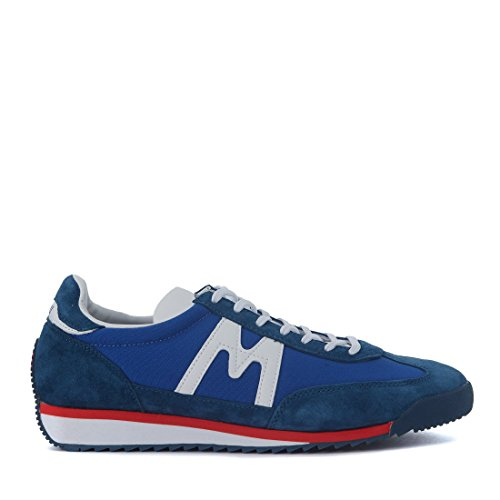 KARHU Zapatillas de Ante Para Hombre Azul Aegean Blue 40.5 Size: 40.5 jPYMdSAVQ5