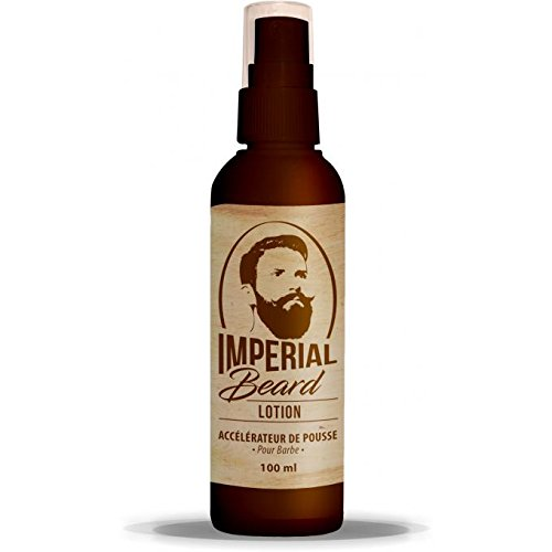 Lotion Accélérateur de Pousse pour barbe Imperial Beard