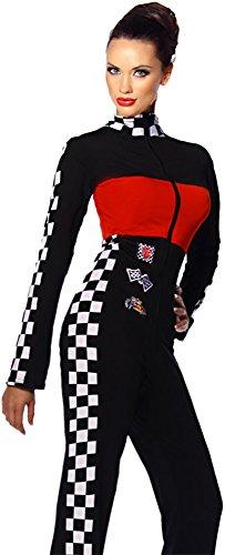 Beautys Love - Racing Overall - (Frauen Kostüm Rennfahrer Für)