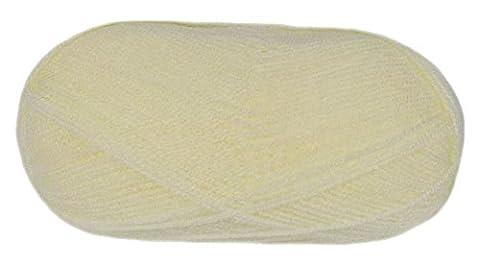 Kiddies Supersoft Dk Cream Yarn - 100g