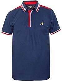 Hommes Kangol Jovan Polo T-Shirts