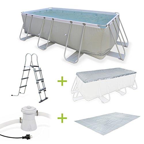 Alice's Garden Kit grande piscine tubulaire