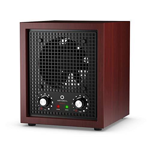 Airthereal Generador de ozono WA600 ozono aire purificador con anión, 600 mg ozonizador esterilizador...