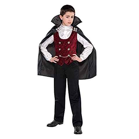 Dracula Costume - Costume Dark Vampire -