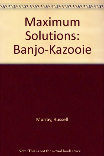 Maximum Solutions: Banjo-Kazooie