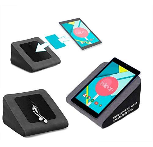 Tablet Kissen für das NextBook Ares 8 - ideale iPad Halterung, Tablet Halter, eBook-Reader Halter für Bett & Couch