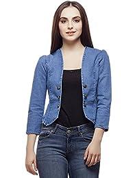 c797656ff22863 Denim Women s Tops  Buy Denim Women s Tops online at best prices in ...