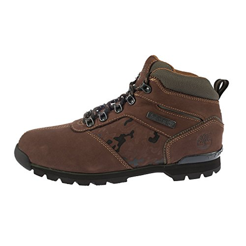 Timberland  a15ug, Bottes Rangers homme Marron