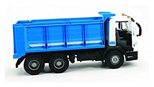 Tomy Iveco - 43055 - Véhicule Miniature - Camion Benne Iveco