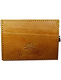 Woodland Men's Leather Wallet (Brown)