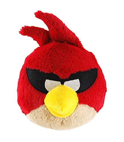 """Angry Birds - Space - Red Space Bird Plush - 12.7cm 5"""""""