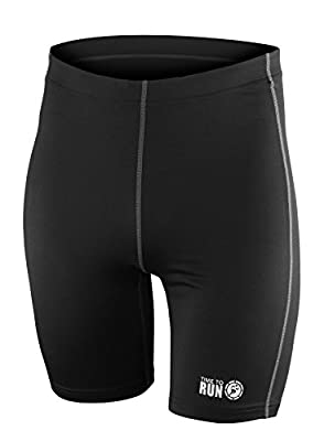 Time to Run Pro Lauf Shorts mit Quick Dry-Funktion für Herren