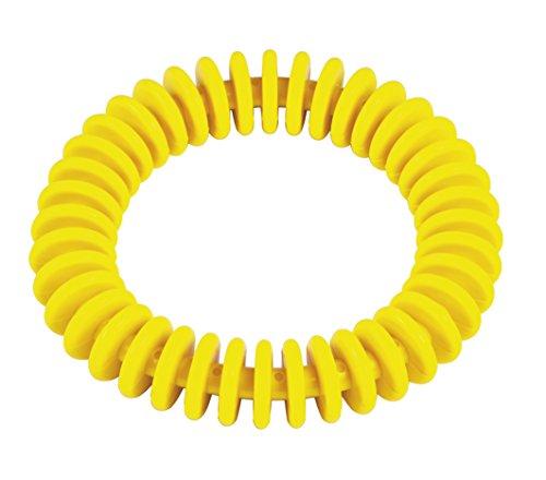 BECO Tauchring mit Lamellen 15 cm. Farbe gelb