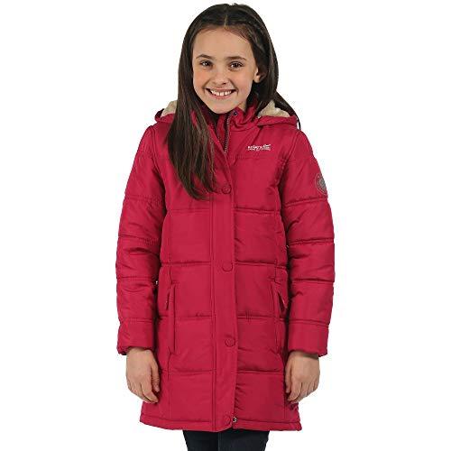 rs Kinder/Mädchen Winter Hill Jacke (11-12 Jahre (152)) (Dunkle Kirsche) ()