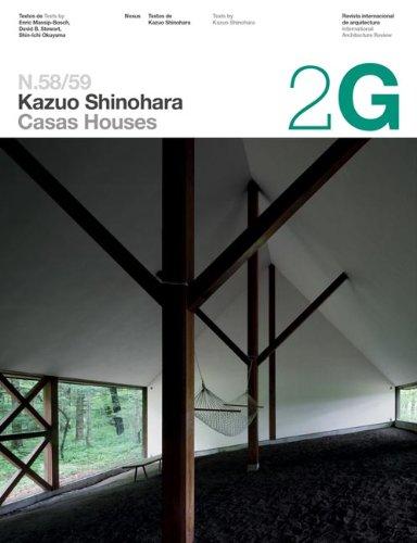 2G N.58/59 Kazuo Shinohara (2g Revista)