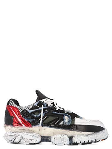 Maison Margiela Luxury Fashion Uomo S57WS0257P1878961 Nero Sneakers | Autunno Inverno 19