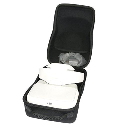 Für DJI Goggles VR-Brille Hart Reise Tragetasche Tasche von Khanka