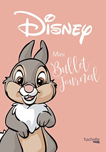 Mini bullet Journal Disney par Collectif Disney