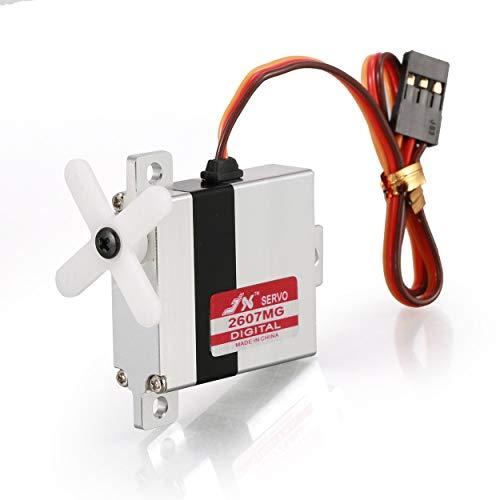 Lorenlli Para PDI-2607MG Digital Full Mental Aluminio