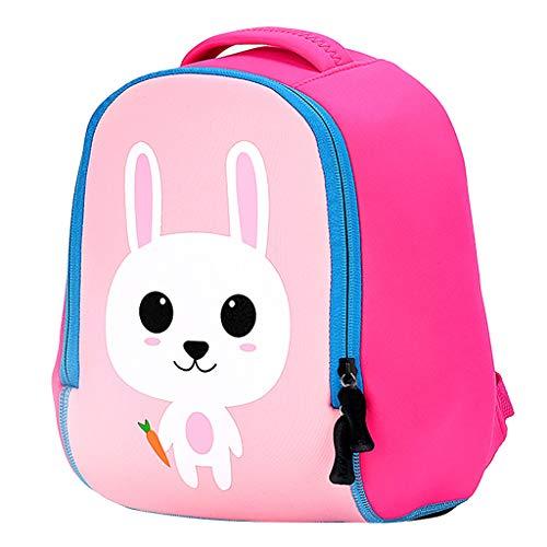 Dorical Kindergarten für Kinder Kleinkinder Cartoon Animal Schultasche Studenten Rucksack Tagesrucksack, Laptop Schulranzen Outdoor Reisetasche - für Junge und Mädchen 3-10 Jahre(A)