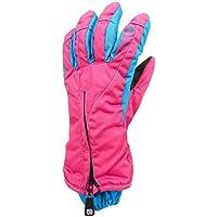 Cairn-Leo-Guantes de esquí, g-Gants de esquí, color  - rosa, tamaño 10 años