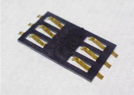Sintech.DE Limited Sim Karte - Kontaktplatine (Connector) für iPhone 3G/3GS