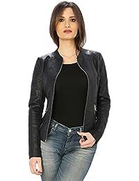 c36659e5c83a76 Amazon.it: made in italy - Giacche e cappotti / Donna: Abbigliamento