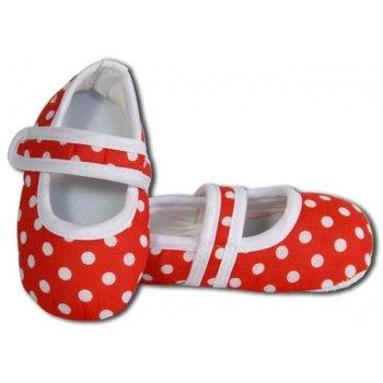 La panoplie Des Petits, Baby Babyschuhe - Lauflernschuhe  Rot rot 0 / 3 Monate