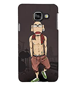 printtech Back Case Cover for Samsung Galaxy A3 (2016)/ A310F ; A310M ; A310Y