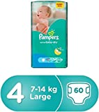 Pampers Active Baby Dry Diapers, Size 4,...