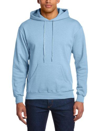 fruit-of-the-loom-12208b-sweat-a-capuche-shirt-homme-bleu-yt-hellblau-taille-m-de-48-50