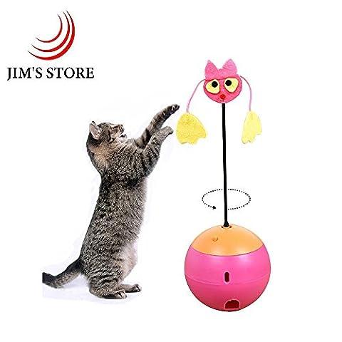 Jouet de gobelet de chat, JIM'S STORE Jouets de jouets