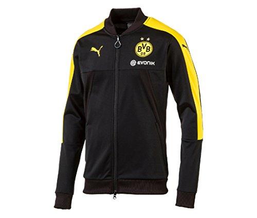 Giacca Stadium Borussia Dortmund Nero Junior nero
