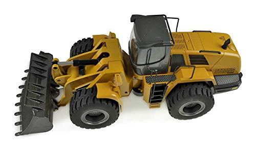 RC Auto kaufen Spielzeug Bild 4: Amewi 22343 Radlader 1:14, RTR, 10-Kanal, Ocker*