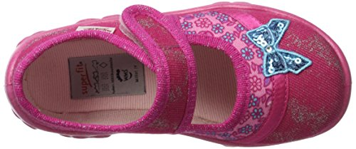 Superfit Bonny, Sneakers basses fille Pink (PINK KOMBI)