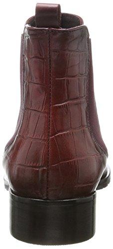 Vitti Love Damen 952-33 Chelsea Boots Rot (Cardinal)