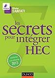 Image de Les secrets pour intégrer HEC : Prépas commerciales (Concours Ecoles