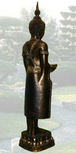 Große Buddha-Statue, Tempelwächter, ca. 75 cm