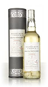 Auchroisk 7 Year Old 2009 - Hepburn's Choice Single Malt Whisky from Auchroisk